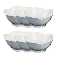 HAROLD IMPORT COMPANY 8 Oz. Lotus Bowl - Set of 6