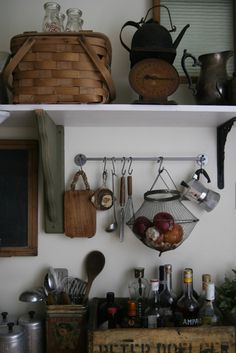 """Brooklyn """"country rustic kitchen"""""""