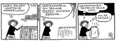 Viivi ja Wagner 10.11.2015 - Helsingin Sanomat