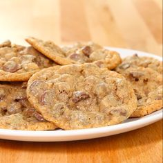 These aren't your normal chocolate chip cookies. They are even better! ...