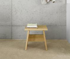 LANGLEY Stool/Side table « KARKULA New York