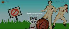 Slug Busters is Eco-friendly slug control & is safe for humans & animals.