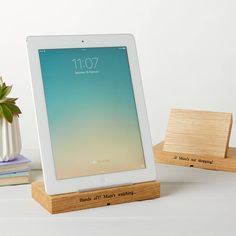 Are you interested in our ipad stand? With our personalised ipad stand you need look no further.