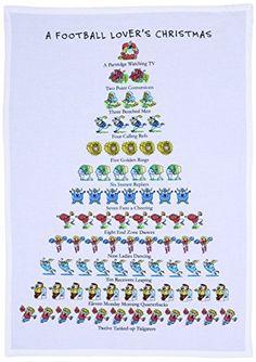 Mistletoe & Co. a Football Lover's Christmas Kitchen Towe... https://www.amazon.com/dp/B00LMCCP7Q/ref=cm_sw_r_pi_dp_x_ulChAbG0XZG2G