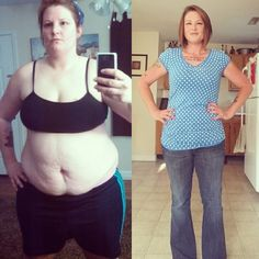 Great success story! Read before and after fitness transformation stories from women and men who hit weight loss goals and got THAT BODY with training and meal prep. Find inspiration, motivation, and workout tips | 87 Pounds Lost: From Cant to Can: How I lost weight and reclaimed my life