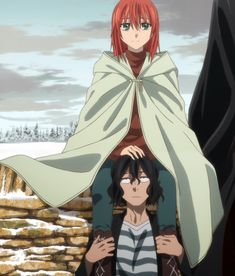 The Ancient Magus Bride Manga Magus Bride Manga, Kore Yamazaki, Chise Hatori, Elias Ainsworth, Manga Anime, Anime Art, Yume, The Ancient Magus Bride, Kawaii