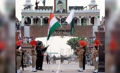 Retreat Ceremony At Wagah Border Turns Ugly As Pakistanis Throw Stones At India