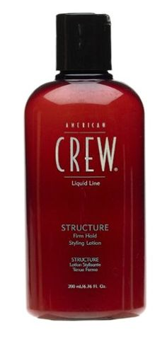 American Crew Structure Firm Hold Styling Lotion For Men 6.76 Ounces -- This is an Amazon Affiliate link. To view further for this item, visit the image link.