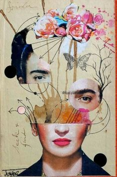 Frida Kahlo- her work and life inspire me
