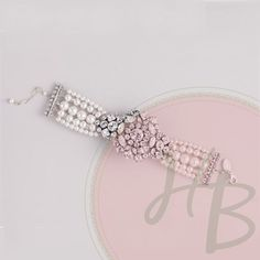 Haute Bride's infamous B628 bracelet… there's no other like it!
