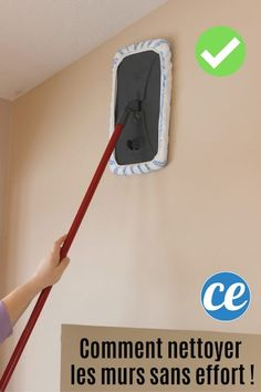 12 More Easy Life Hacks That Will Make Spring Cleaning Easier - Enterson Deep Cleaning Tips, Cleaning Hacks, Diy Hacks, Wipe Away, Clean Freak, House Wall, Simple Life Hacks, Baseboards, Diy Cleaning Products