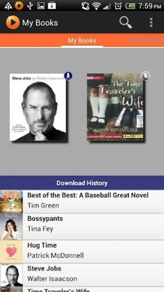 Listen to unlimited audiobooks on your smartphone. http://cnet.co/N0aUl1