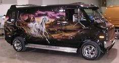 V8-VAN-ford-dodge-chevy-gmc - Custom V8 Van Conversion