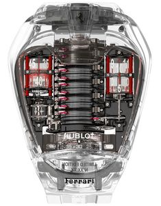 Hublot MP-05 LaFerrari Sapphire Watch Hands-On
