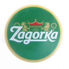 Zagorka beer from Bulgary.