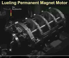 ARCHIVE: Lueling Permanent Magnet Motor featured on German Cinema News Magnetic Motor, Alternative Energy, Renewable Energy, 20 Years, Unity, Archive, Engineering, German, Electric