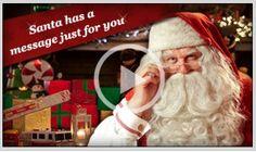Free!!  Personalized Santa Video, Live Reindeer Cam (watch feedings) and Track Santa!