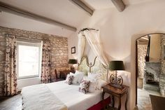 The rooms - Romantic hotel in Provence - Bastide de Marie : luxury property with hotel services in Provence (France)