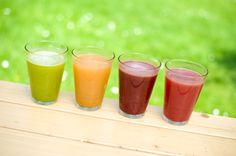 4 Essential Steps for a Great Juice Cleanse