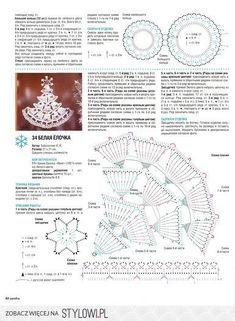 christmas craft ideas: crochet santa face and christmas…