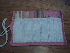 Ravelry: Case In Point pattern by Kristin Briney