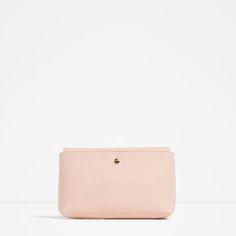 Image 1 of PLAIN CROSS-BODY BAG from Zara