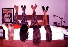 Brianne, Destiny H, Destiny (me), Marlee.