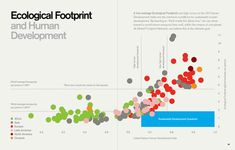 Bob Dinetz Design: Global Footprint Network Annual Report