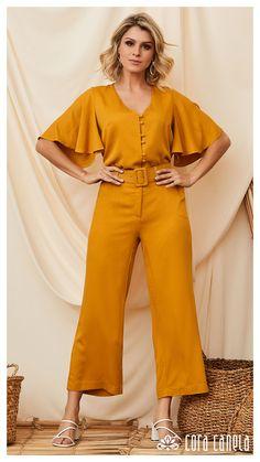 LOOKBOOK 4 – Cora Canela Striped Maxi Dresses, Peplum Dress, Casual Dresses, Fashion Dresses, Designer Jumpsuits, Mode Hijab, Look Fashion, Fashion Design, Work Attire
