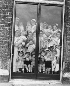 Children's home, 1938 by Edward G Malindine