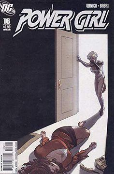 Amazon.com : Power Girl #16 (2010) : Everything Else Rare Comic Books, Comic Books For Sale, Time Warner, American Comics, Power Girl, Comic Artist, Book Publishing, Illustrators, Dc Comics