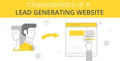 If you want your website to be effective then you need to know the characteristics of a lead generating website. Make sure to include these elements in yours. Marketing Automation, Inbound Marketing, Email Marketing, Content Marketing, Social Media Marketing, Digital Marketing, Lead Generation, Need To Know, Website