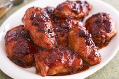 Cranberry Sauce for Crockpot Chicken Wings
