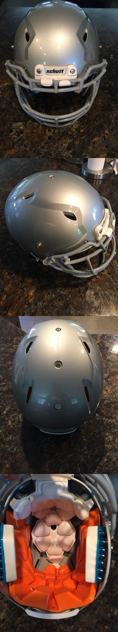 Helmets and Hats 21222: Schutt Youth Vengeance Hybrid + Football Helmet Size X-Large -> BUY IT NOW ONLY: $75 on eBay!