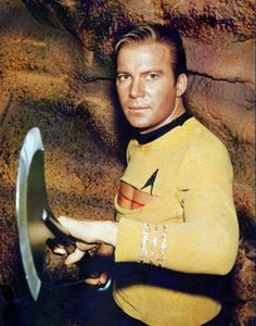 "Star Trek: Captain Kirk in ""Amok Time"" Star Trek 1966, Star Trek Tv, Star Wars, Star Trek Original Series, Star Trek Series, James T Kirk, United Federation Of Planets, Star Trek Captains, Star Trek Images"