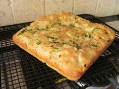 Foccacia Recipe - ready in less than 30 minutes! Just made this tonight and it is FABULOUS.