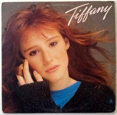Tiffany - Self Titled LP Vinyl Record Album, MCA Records - MCA-5793, Rock, Synth Pop, 1987, Original Pressing