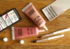 The Black Pearl Blog - UK beauty, fashion and lifestyle blog: OCC Lip Tars, Loose Colours and Creme Colour Concentrates