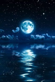 Download Moon Over the Water Wallpaper | CellularNews