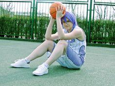 Charakter: Murasakibara Atsushi  Series: Kuroko  no Basket  Fb: 2brokegirlscosplay   #murasakibaraatsushicosplay #murasakibaraatsushi #kurokonobasket #kurokonobasketcosplay #cosplay #cosplaypoland #fun #animecosplay #basketballanime #sportanime