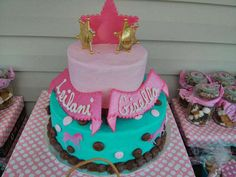 Cowgirl Birthday Party Ideas | Photo 1 of 39