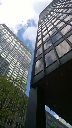 Seagram Building - Mies van der Rohe