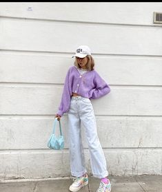 outfits at home * outfits at home . outfits at home comfy . outfits at home casual Aesthetic Fashion, Aesthetic Clothes, Look Fashion, Teen Fashion, Korean Fashion, Fashion Outfits, Autumn Fashion, 80s Womens Fashion, Summer Aesthetic
