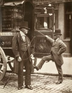 19th Century London Street Photography by John Thomson