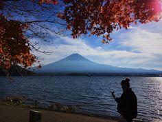 Mt.Fuji Kawaguchiko Japan Fuji, Mount Rainier, Bobby, Japan, Mountains, Nature, Travel, Okinawa Japan, Viajes