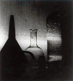 Glass Bottles, 1930 - Olive Cotton