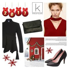 """Kreateurs Paris"" by eirini-eirinaki ❤ liked on Polyvore featuring Léa Peckre and kreateurs"