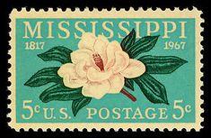 United States Master Collection, Scott 1337, Mississippi Statehood 150th Anniversary