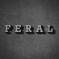 Feral by metropolismoloch, via Flickr