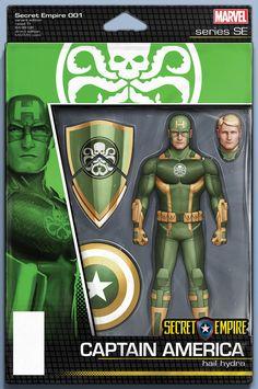 Secret Empire #1 Preview - Comics - MarvelousNews.com